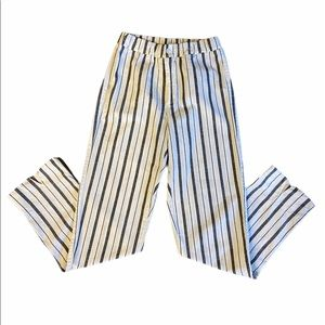 BRANDY MELVILLE Striped Pants Size XS GUC